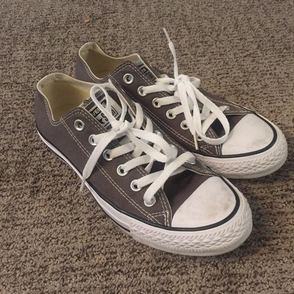 2bcf89dd9f77 Converse Shoes - Converse chuck Norris gray women 8.5 men 6.5